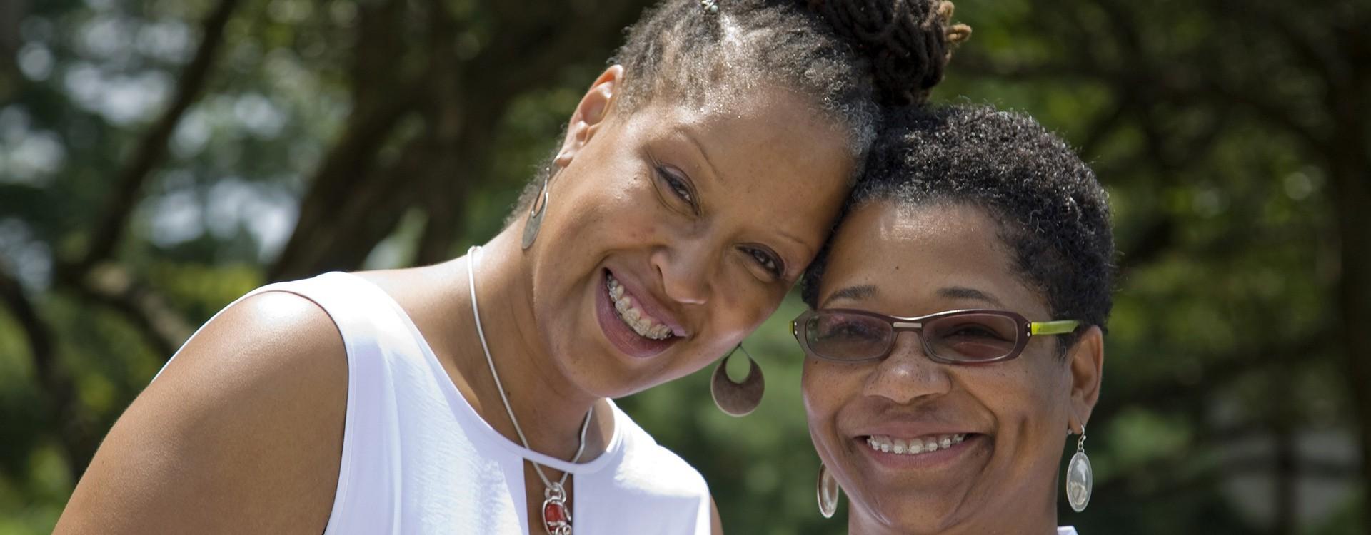 Deborah & Sheila